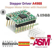 Reprap Stepper Driver A4988 Stepper Motor Driver Module with Heatsink 3D printer