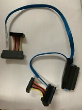 Genuine Dell PowerEdge Server 2-Drop SAS Cable Dell P/N HH266 0HH266