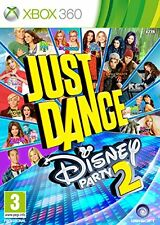Just Dance Disney Party 2   XBOX 360  NUOVO!!!