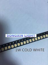 XIASONGXIN LIGHT 50pcs For LG LED Backlight 1210 3528 2835 1W 100LM Cool white L