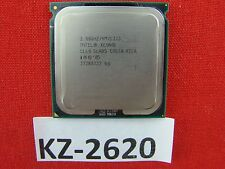 Intel Xeon 5160 Losas 3GHz/ 4mb/1333mhz zócalo/Socket 771 Dual Core CPU #kz-2620