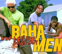 Baha Men Who let the dogs out (4 versions) [Maxi-CD]