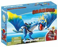 Playmobil Dragons 9247 Astrid y Tormenta - New and sealed