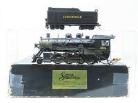 HO Scale Bachmann Spectrum 11422 CRR Clinchfield 2-8-0 Steam Locomotive #304