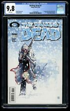 Walking Dead #7 CGC NM/M 9.8 White Pages 1st Tyreese!
