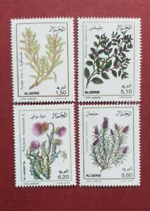 Algeria1992 Medicinal Plants set Flora mnh