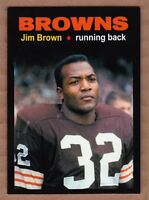 Jim Brown '64 Cleveland Browns Monarch Corona Glory Days #24 nm-mint cond.