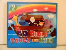 Sealed !  50 Bible Songs for Kids 2 CD SBD2 0061 , 2010