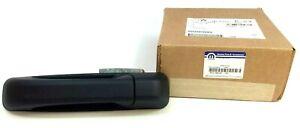 RAM 1500 2500 3500 4500 5500 rear driver side exterior black Door Handle new OEM