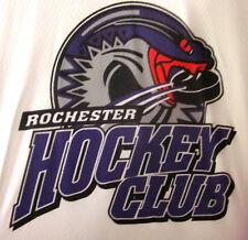 ROCHESTER HOCKEY CLUB Rattlers small jersey #5 Michigan polyester CCM snake logo