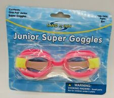 Junior Super Swim Goggles Ages 6+