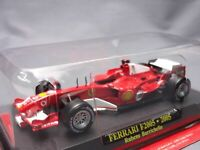 Ferrari Collection F1 F2005 Rubens 1/43 Scale Mini Car Display Diecast 9