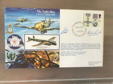 1990 BATTLE OF BRITAIN THE NIGHT BLITZ  SIGNED FIRST DAY COVER
