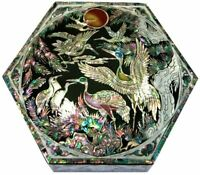 Korean Style Traditional Jewelry Organizer Boxes Asian Oriental Style Good Gifts