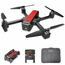 MARSMO B4W FPV Drone with 2K Live Adjustable Camera, Foldable RC Quadcopter