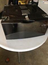 """Samsung WE357A0V 27"""" Laundry Washers Pedestal - Black"""