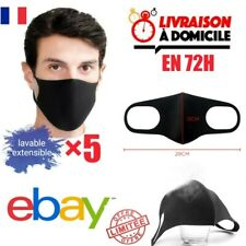 protection respiratoire ×5
