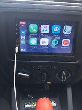 "Apple Carplay + auto radio  Car Stereo Bluetooth Touch 7"" 2DIN"