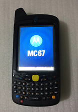 Motorola MC67 MC67NA-PDABAA00300 PDA Compute 1D/2D Barcode Scanner WEH 6.5