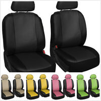 2 PCS Back Bucket Front Car Seat Covers Auto Interior Car Seat Protector
