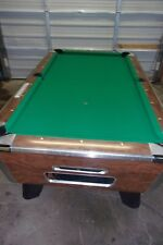 Valley 7 ft. coin op pool table  #PT198