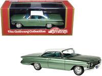 1960 OLDSMOBILE FERN GREEN MIST MET. 1/43 MODEL CAR GOLDVARG COLLECTION GC-021 B