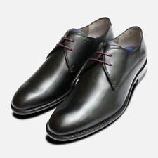 Negro Cordones para Zapatos de Vestir Knole Por