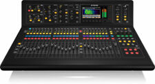 Midas M32-IP 40-Channel Digital Mixer Console + Case w/ Doghouse & Wheels