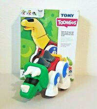 Tomy Toomies Contructables Dinos Motorized Mix and Match Playset