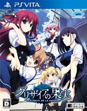 Grisaia no Kudamono -LE FRUIT DE LA GRISAIA- PS Vita Japan Game Japanese