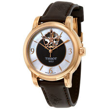 Tissot Rose Gold PVD Stainless Steel Ladies Watch T0502073711704