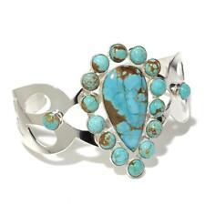 Jay King  Teardrop Turquoise Cuff Bracelet NWT RET $300