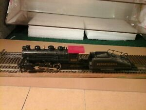 BACHMANN HO SCALE STEAM ENGINE FOR PARTS OR REPAIR ONLY USED