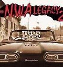 The N.W.A Legacy, Vol. 2 [Clean] [Edited] by N.W.A (CD, Aug-2002, Capitol)