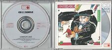 Camouflage  CD-SINGLE LOVE IS A SHIELD  (c)  1989 EXTENDED VERSION