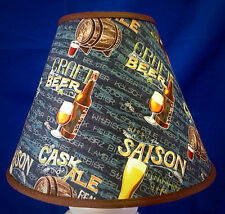 Craft Beer Keg Handmade Lampshade Lamp Shade