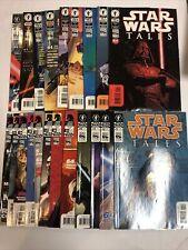 Star Wars Tales (1999) # 1 2 3 4 5 7 8 9 10 11 12 14 15 16 17 18 19 20 21 22