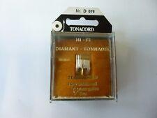 Tonacord D 676 Ersatz für Sony ND 135 Nachbau Tonnadel Nadel LPSP10