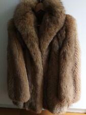 Fox Fur Coat Fourrure Renard fuchs pelz pelliccia volpe