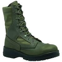 Belleville Women's WP Air force Maintainer ST Olive Boots