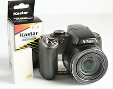 Nikon Coolpix P80 Digital Still/ Video Camera Bundle