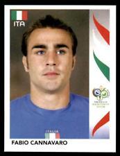 Panini World Cup 2006 - Fabio Cannavaro Italy No. 324
