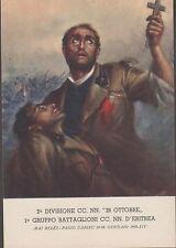 """2a Divisione CC:  NN.  """"28 Ottobre"""" , non viaggiata."""