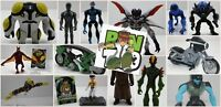 """Ben 10 figures - 4"""" to 8"""" in size - Choose from drop down menus"""