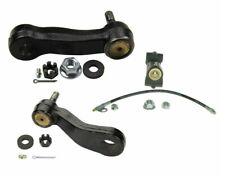 Front Idler Arm Idler Bracket & Pitman Arm for Chevy Silverado 1500 GMC Sierra