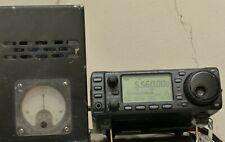 ICOM-IC-706MKI - tutti i mode ricetrasmettitore-HF/VHF con 250Hz ICOM FILTRO