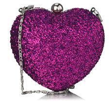 Boda Monedero Clutch bolsas para mujer Bridals Brillante Noche Bolso 323 325