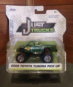 NEW JADA® JUST TRUCKS 2006 TOYOTA  TUNDRA 1/64TH SCALE DIE-CAST PICK UP