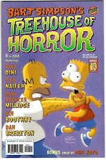 Bart Simpson's Treehouse of Horror #9 (2003) VF/NM-NM  Dini - Boothby - Naifeh