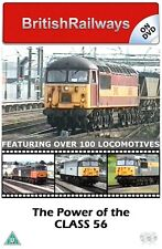 The Power of the Class 56 | Railway DVD